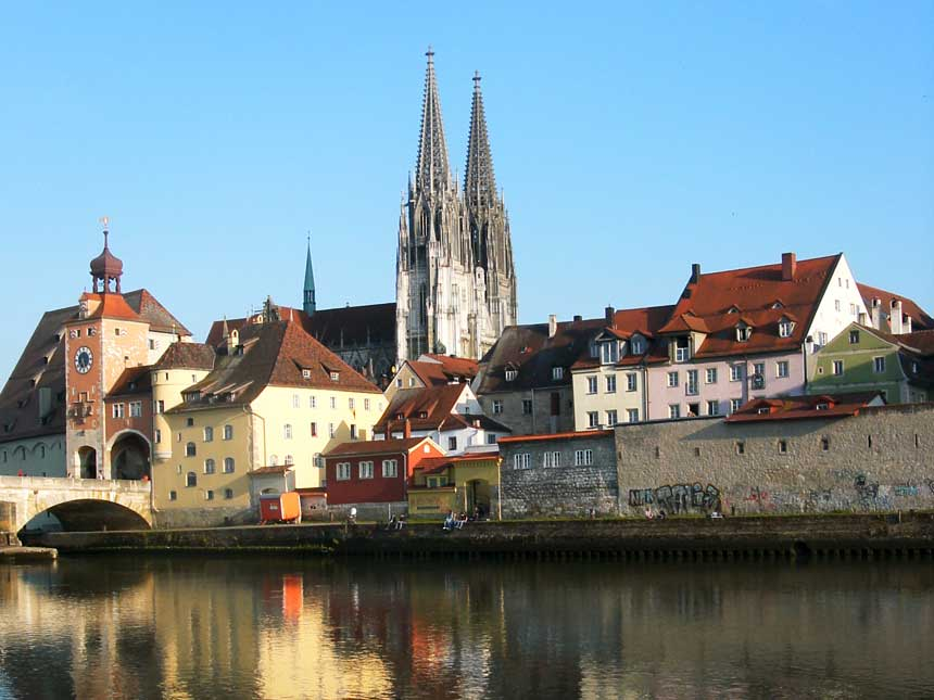 Donau Zentrum Regensburg